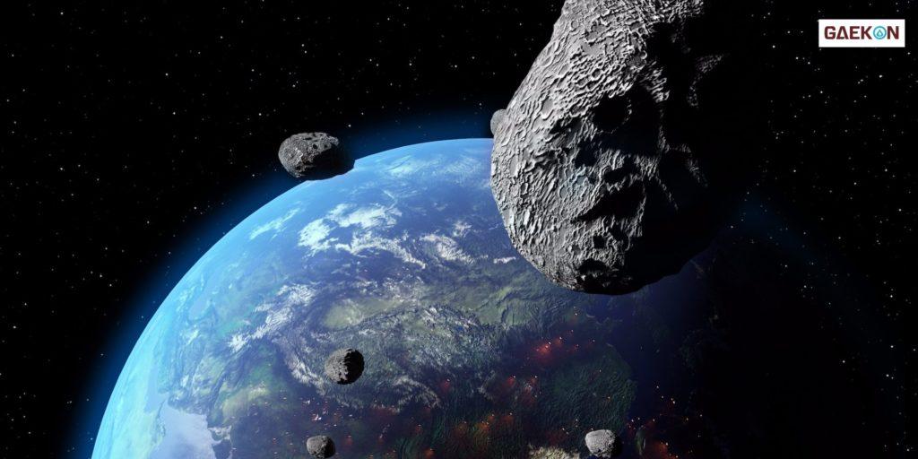 Yuk Amati, Asteroid Berdiameter 4,1 Km Yang Lintasi Bumi Hari Ini