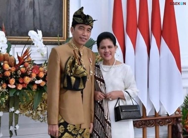 Presiden Jokowi dan Ibu Negara Ucapkan Selamat Idul Fitri 1441 Hijriah