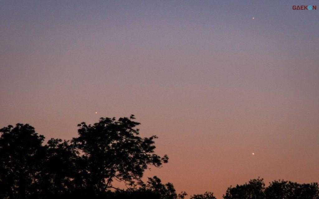 Jangan Lewatkan Momen Merkurius dan Venus Saling Berdekatan