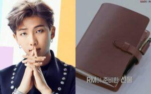 """RM BTS Beri Hadiah Menakjubkan Untuk Kontestan """"I-LAND"""""""