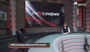 6 Bulan Menkes Tolak Datang Interview, Najwa Shihab Bertanya Pada Kursi Kosong
