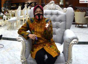 Ketat, Pegawai Barbershop Hingga Salon di Surabaya Akan Dites Swab Massal
