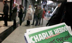 Bikin Ricuh Lagi, Majalah Charlie Hebdo Muat Kartun Nabi Muhammad