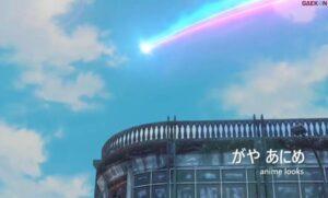 Keren, Tabanan Dalam Visual Anime Jepang