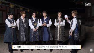 """Bikin Gemas ARMY, """"Taekook"""" Rebutan Telur Permohonan Chuseok"""