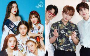 Super Junior K.R.Y Dan Red Velvet Terpilih Jadi Duta Global Hallyu Festival Budaya Korea