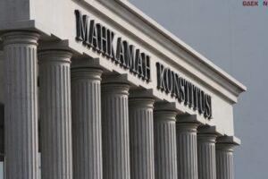 MK: UU Ciptaker Tak Bisa Digugat Bila Belum Diundangkan