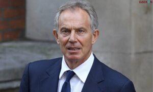 Mantan Perdana Menteri Inggris Tony Blair Dituduh Melanggar Peraturan COVID-19