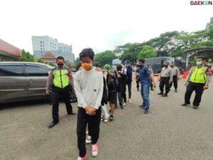 140 Remaja Berhasil Diamankan Kepolisian Terkait Demo Tolak Omnibus Law di Jakarta