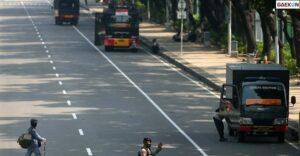BEM SI Jabodetabek Hari Ini Demo Arus Lalin Sekitar Istana Ditutup