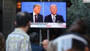 Debat kedua Pilpres AS 15 Oktober Mendatang Dibatalkan