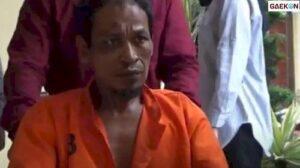 Usai Seminggu Beraksi, Pemerkosa Sekaligus Pembunuh Anak Korban Tewas Di Sel