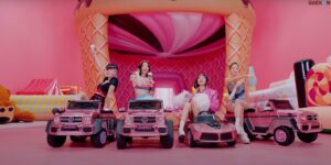 "MV ""Ice Cream"" Blackpink Capai 350 Juta Views!"