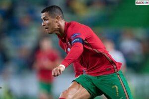Tanpa Alami Gejala Cristiano Ronaldo Dikonfirmasi Positif Covid-19
