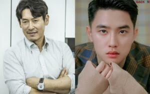 "D.O EXO Akan Bintangi Film ""The Moon"" Usai Selesaikan Wamilnya"