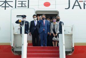 Bertemu Presiden Jokowi RI-Jepang Bahas Kerjasama Bilateral