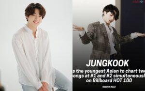 Jungkook Duduki Peringkat 1 Dan 2 Billboard Hot 100