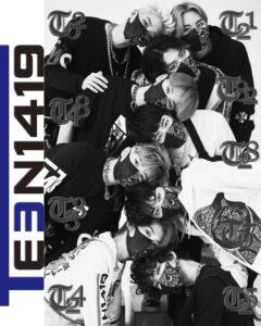 "MLD Entertainment Produseri Boy Grup Baru ""T1419"""