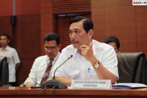 Puji Seperti Seorang Kesatria Luhut Hormati Keputusan Mundurnya Edhy Prabowo