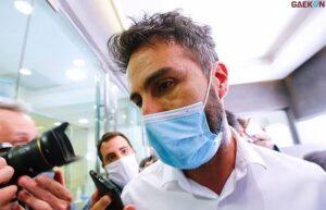 Diduga Lakukan Pembunuhan Tak Berencana Dokter Pribadi Maradona Digrebek Polisi