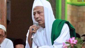 Habib Luthfi Jelaskan Pengunduran Jadwal Maulid Akbar