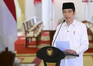 Jokowi: Reshuffle Bisa Bisa Terjadi Minggu Depan Bulan Depan Tahun Depan