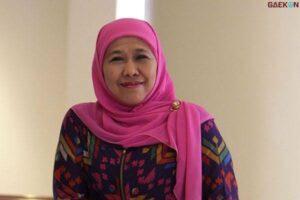 Milad Muhammadiyah Khofifah Berharap Muhammadiyah Konsisten Cerahkan Umat
