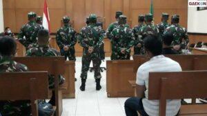 11 Anggota TNI Keroyok Pemuda Desa Hingga Tewas, Aksi Brutal Terekam CCTV