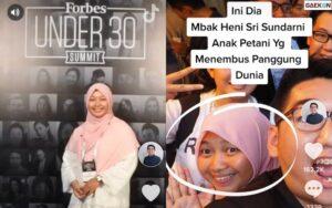 Masuk Forbes 30 Under 20 Asia, Mantan TKI Ini Bikin Warganet Sindir Megawati