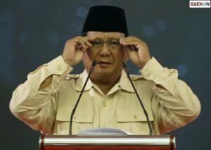Ini Strategi Prabowo Subianto Ketika Menteri KKP Kader Gerindra Kena OTT KPK