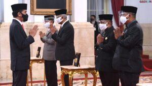 Inilah Daftar 6 Tokoh yang Dianugerahi Tokoh Pahlawan oleh Presiden Jokowi