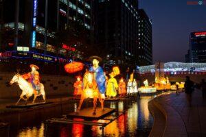 4 Zona Wisata Utama Untuk Festival Lentera Harapan 2020