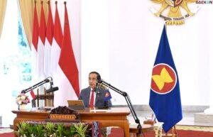 Presiden Jokowi Dorong Peningkatan Kerjasama ASEAN dan RTT