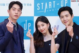 """Penonton Dibikin Penasaran Dengan Pilihan Suzy Dalam """"Start Up"""""""