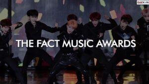 Line Up Artis The Fact Music Awards 2020 Telah Dirilis
