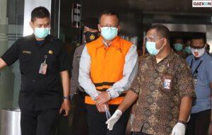 Masa Penahanan Edy Prabowo Diperpanjang KPK Selama 40 Hari Kedepan