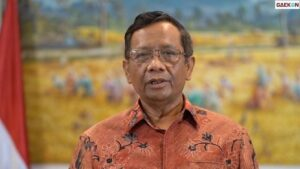 Mahfud MD - Ridwan Kamil Saling Balas Cuitan Soal Kasus Rizieq Shihab