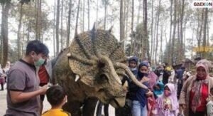 Bikin Heboh Dinosaurus Ngamuk di Magetan, Faktanya Ternyata Begini