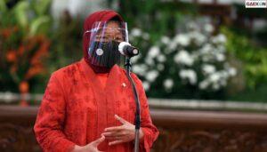 Kemendagri: Sejak Dilantik Risma Diberhentikan dari Wali Kota Surabaya