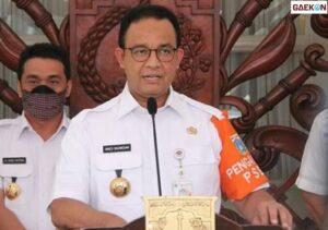 Gubernur dan Wakilnya Positif Kemendagri Tetap Yakin dengan Kinerja Pemprov DKI Tak Terganggu