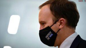Menkes Inggris Sebut Varian Baru Virus Corona Sulit Dikendalikan