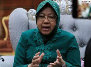 Risma Berangkat Ke Jakarta, Bakal Dapat Posisi Menteri?