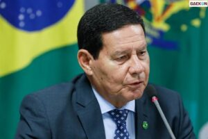Belum Juga Reda, Wakil Presiden Brasil Hamilton Mourao Dinyatakan Positif COVID-19