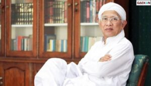 Gus Mus Menangis, Minta Pendakwah Muda Tiru Akhlak Nabi Muhammad