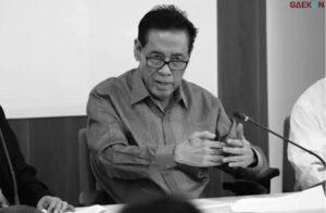 Prof Muladi Mantan Menteri Kehakiman Meninggal Dunia