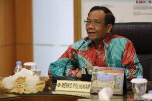 Soal Sipadan dan Ligitan ke Malaysia Mahfud MD Beberkan RI dapat Pulau Baru di Aceh Barat