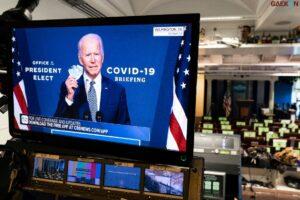 Minggu Depan Joe Biden Ikut Vaksinasi COVID-19, Pence Minggu Ini