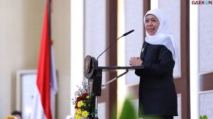 Gubernur Jatim Khofifah Doakan Said Aqil Siradj Agar Segera Sembuh dari COVID-19