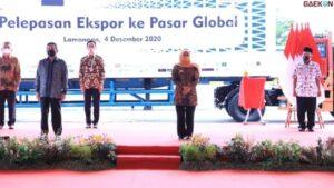 Jawa Timur Jadi Provinsi Kedua Ekspor Terbanyak ke Pasar Global