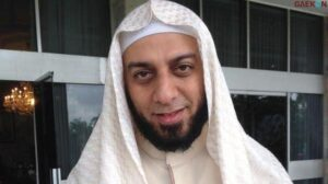 Syekh Ali Jaber Positif COVID-19